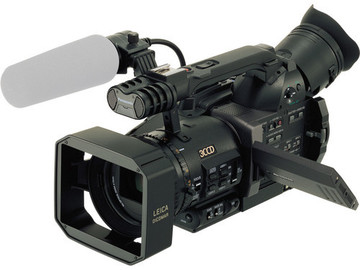 Panasonic AG-DVX100A 3-CCD Mini-DV Camcorder