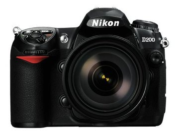 Rent: Nikon D200 DSLR with lenses