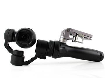 Rent: DJI Osmo Handheld 4K Camera and 3-Axis Gimbal