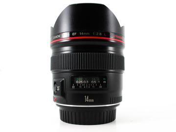 Rent: Canon EF 14mm f/2.8 L USM