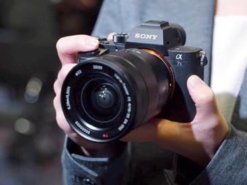 Rent: Sony Alpha a7sII Mirrorless Camera