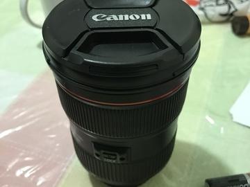 Rent: Canon EF 24-70mm f/2.8L II USM