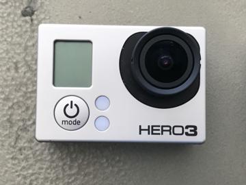Rent: GoPro Hero 3