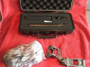 Rent: Aputure Deity Shotgun Mic Package