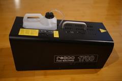 Rent: Roscoe 1700watt Fog Machine