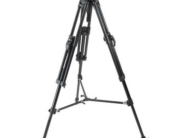 Rent: Manfrotto 501HDV Head, Legs, & Spreaders