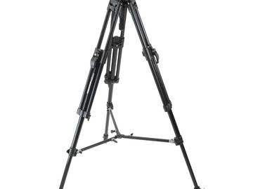 Manfrotto 501HDV Head, Legs, & Spreaders