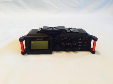 Rent: Tascam DR-70d Audio Recorder