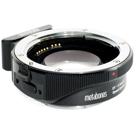 Metabones EF - E Mount Speed Booster