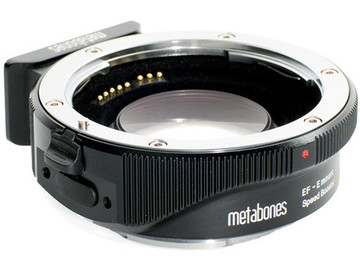 Rent: Metabones EF - E Mount Speed Booster