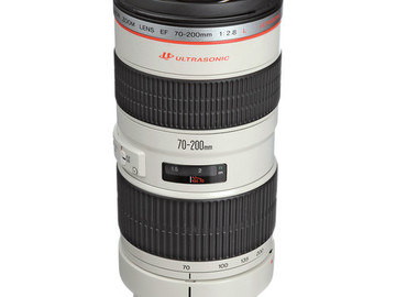 Rent: Canon EF 70-200mm 1:2.8 L