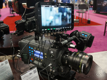Rent: Convergent Design Odyssey 7Q+ with RAW LICENSE