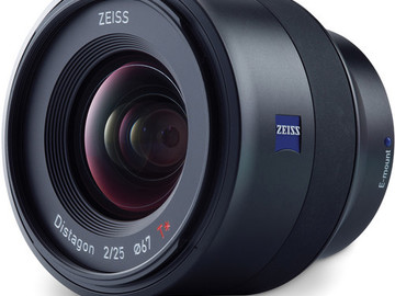 Rent: Zeiss Batis 25mm f/2 Lens for Sony E Mount