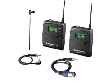 Rent: Sennheiser ew 100 G3 Camera Mount Wireless Microphone Syst