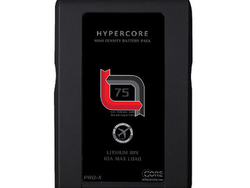 Rent: Core SWX HyperCore Slim RED V-Mount Battery (14.8V) (2x)