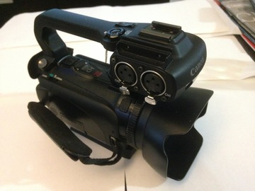 Rent: Canon XA-10 HD Video Camera