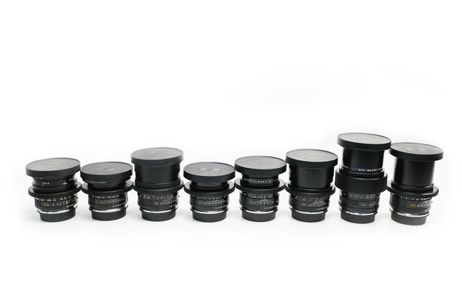 Leica-R 8 Lens Summilux Package (ND's Included)