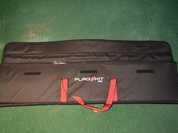 Rent: Portable Pro Flag Kit
