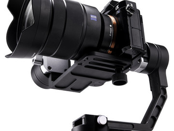 Rent: Zhiyun Crane 3-axis Gimbal Camera Stabilizer