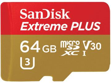 Rent: 64GB MicroSD Card