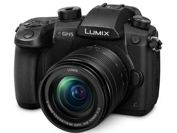 Rent: LUMIX GH5 with V-Log and 12-60mm Lens
