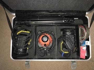 Rent: Desisti 650w Light Kit