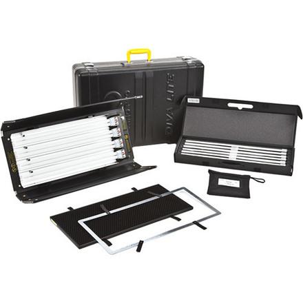 Kino Flo Diva-Lite 415 Universal 1-Light Kit w/ Travel Case