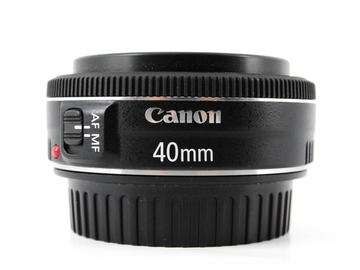 Rent: Canon EF 40mm f/2.8 STM