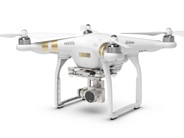 Rent: Aerial Cinematographer + Phantom 3 Professional