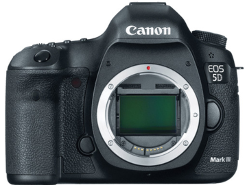 Rent: Basic Canon 5D Mark III Package + Accessories
