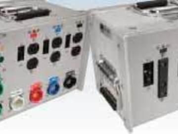 300 amp 3 phase Distribution Box
