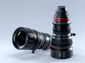 Rent: Canon CN-E 15.5-47mm / 30-105mm T2.8 PL or EF Mount