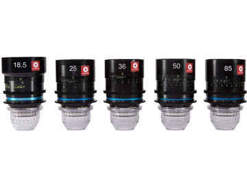 Rent: CELERE HS PRIMES (5 X LENSES) T1.5 PL (+18.5mm) Leica Look