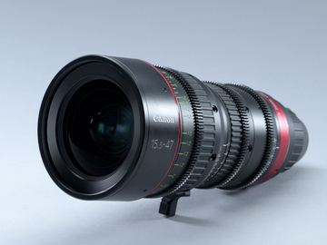 Rent: Canon CN-E 15.5-47mm T2.8 PL or EF (Duclos Multi-Mount)