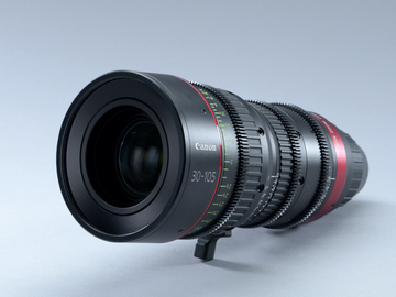 Rent: Canon CN-E 30-105mm T2.8 PL or EF (Duclos Multi-Mount)