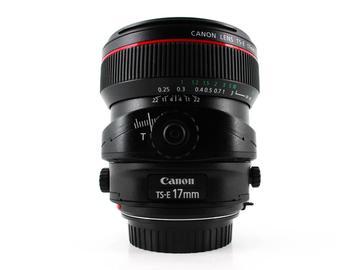 Rent: Canon TS-E 17mm f/4 L
