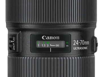 Rent: Canon Lens  Package 17-40mm f/4L  +  24-70mm f/2.8L II