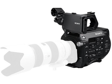 Rent: Professional Cinema Package - Sony FS7, Lenses & Accessories