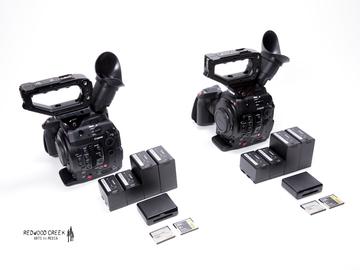 Rent: C300 Mark II Multi-Cam (2 Cameras)