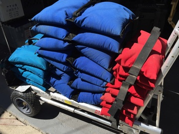 Rent: Sandbags(10)