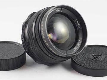 Rent: MIR-1 37mm f/2.8 lens