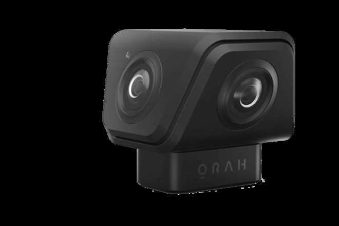 ORAH orah VR live streaming camera