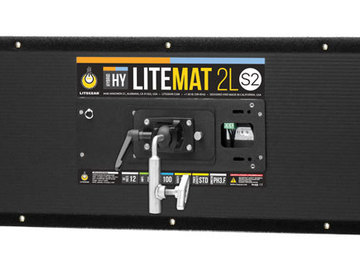 Rent: LiteMat 2 LED Hybrid 2L S2 Complete Light Kit (2 of 2)