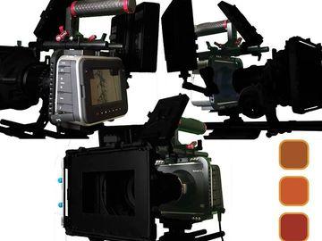 Rent: Blackmagic Production 4k Camera EF Mount