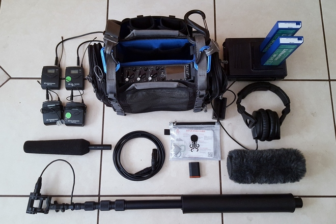 Sound Devices 633 Complete Package