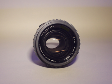 Rent: Iscorama Cine-Anamorphic (includes 55mm & 37mm SLR lens)