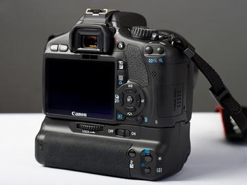 Rent:  Canon T2i/550D Magic Lantern DSLR Package