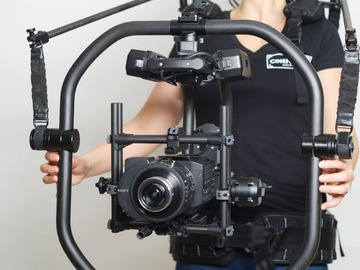 Rent: Movi Pro w/ Tripod Adaptor and Spindle Clamps for Ready Rig