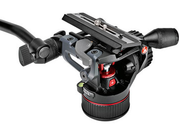 Rent: Manfrotto 546B Tripod w Nitrotech Head