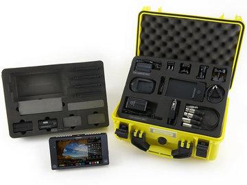 "Rent: ATOMOS SHOGUN 4K 7"" HD MONITOR / RECORDER (HD-SDI/HDMI)"